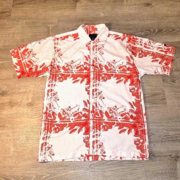d59503bb FUBU Shirts | Vintage 90s Hawaiian Shirt | Poshmark